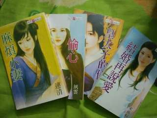 Chinese Novel