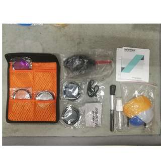 neewer accesories & clean kit
