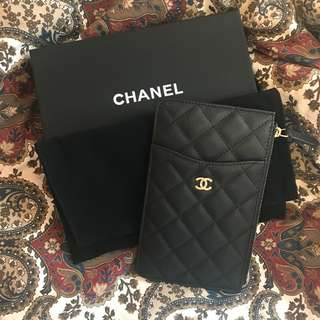 👝Chanel Phone Case & Wallet