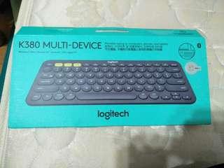 🚚 羅技 藍芽 鍵盤K380 logitech 650包郵