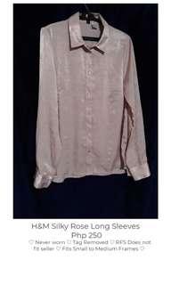 Rose Pink Long Sleeves H& M