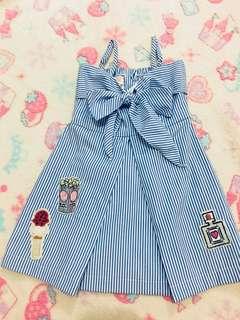 Dress (Blue Stripe)
