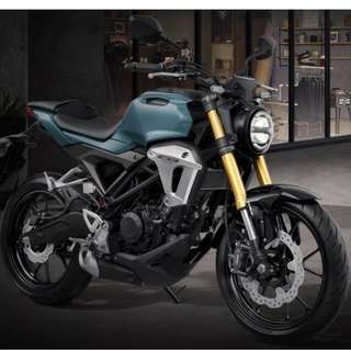 honda cb150r $5.3k Machine price D/P $500 or $0 With out insurance (Terms and conditions apply. Pls call 67468582 De Xing Motor Pte Ltd Blk 3006 Ubi Road 1 #01-356 S 408700.