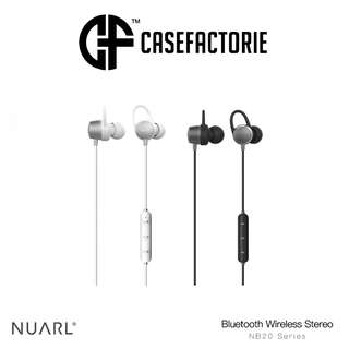 NUARL NB20 Bluetooth Wireless Stereo Earphone with Remote & Mic