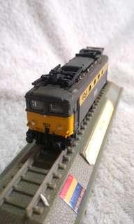 #winsb Vintage Del Prado 1:160 (N Gauge) Scale Model Train - Netherlands NS 1100