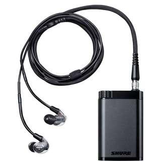 全新 2018 Shure KSE1200 靜電耳機系統 耳擴+耳機