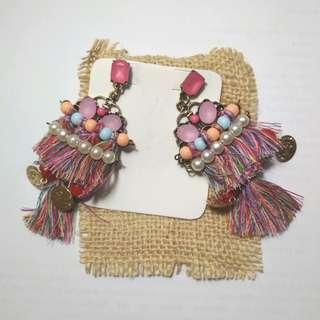Bohemian Earrings / Anting