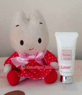 🌷Quote ur own price⏩MY FOLLOWERS ONLY🌷🚫Non Follower No Discount🚫🐰AUTHENTIC BRAND NEW🐰🌻Limited Edition Size🌻Jill Stuart Jillstuart White Floral EDP Handcream Nail cream💋No pet No smoker Clean hse💋