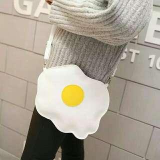 Egg sling bag