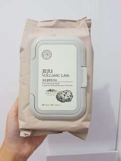 The Face Shop Cleansing Wipes
