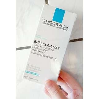 🚚 「理膚寶水 毛孔緊緻控油保濕乳」全新 專櫃 敏弱肌 酒糟 保濕 妝前乳