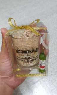 Wedding souvenir (FREE LAYOUT)