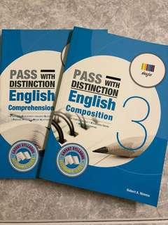 Sec 3 english composition and comprehension shinglee