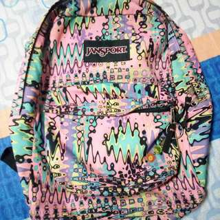 Jansport backpack original