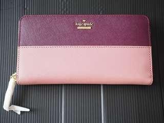 BRAND NEW ORIGINAL Kate Spade wallet (2 tone)