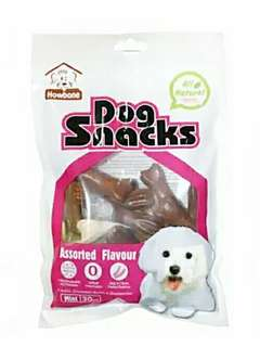 How Bone Dog Snacks Assorted Flavor (30pieces)