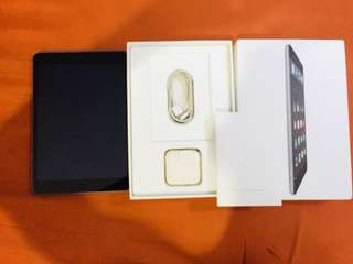 Space gray 16GB ipad mini 2