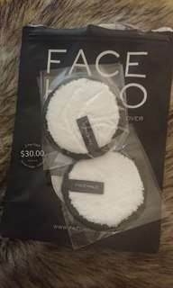 2 X FACE HALO PADS
