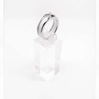 New ceramic ring in sterling silver!✨s925