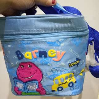 Lunchbag barney
