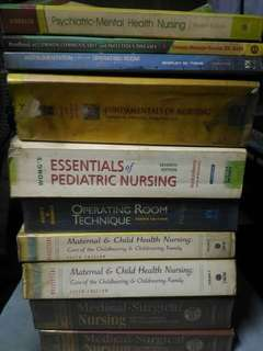 Nursing 2nd hand book