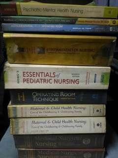 Nursing 2nd hand book