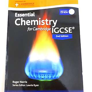 IGCSE Essential chemistry  2nd edition