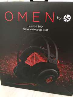 Omen Noise Cancelling Gaming Headset 800