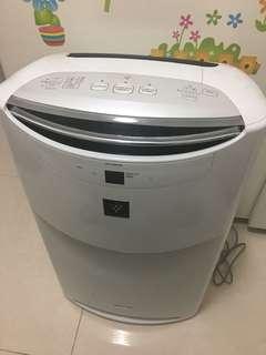 空氣清新機 SHARP ( KI-AB60-W)