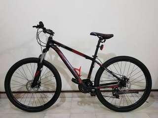 Wts volcano mountain bike