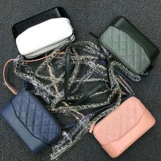 Chanel sling bags
