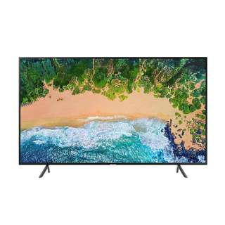 "Samsung 65"" UA65NU7100KXXS Ultra HD 4K Smart LED TV"