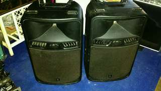 ORIGINAL SOUND LOGIC POWERED SPEAKER (SL15)