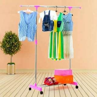 Stand hanger violet