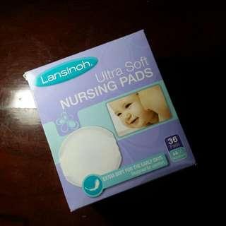 LANSINOH Nursing Pads 30's