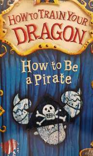 🚚 HTTYD How to train your dragon How to be a pirate