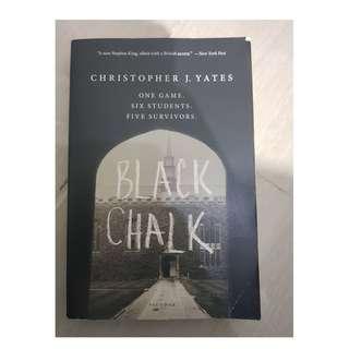 Black Chalks #kanopixcarousell