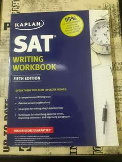 SAT Writing. Kaplan