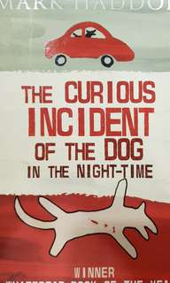 🚚 The Curious incident of the dog by Mark Haddon