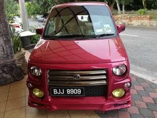 Perodua Kenari Auto Direct owner