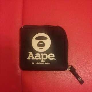 Aape零錢包原裝正貨