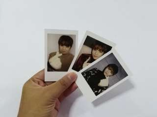 SEVENTEEN IN CARATLAND WOOZI PHOTOCARD SET