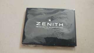 """ZENITH "" 高級手錶抹布"