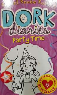 🚚 Dork Diaries Party Time by Rachel Renee Russell