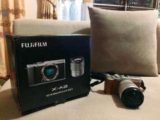 Fujifilm XA2 (JUAL CEPAT)