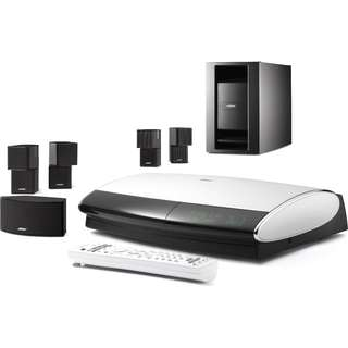 Bose Top Range Home Theatre System Lifestyle 48 Series IV Black