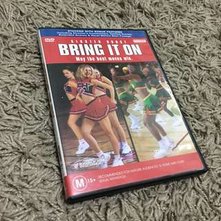 Bring It On (2000) - Original Import DVD