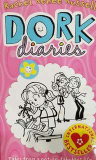 🚚 Dork Diaries by Rachel Renee Russell