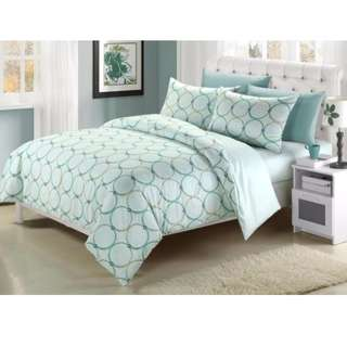 Jean Perry Aglae Quilt Cover Set (King)