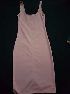 Bodycon Pink Dress